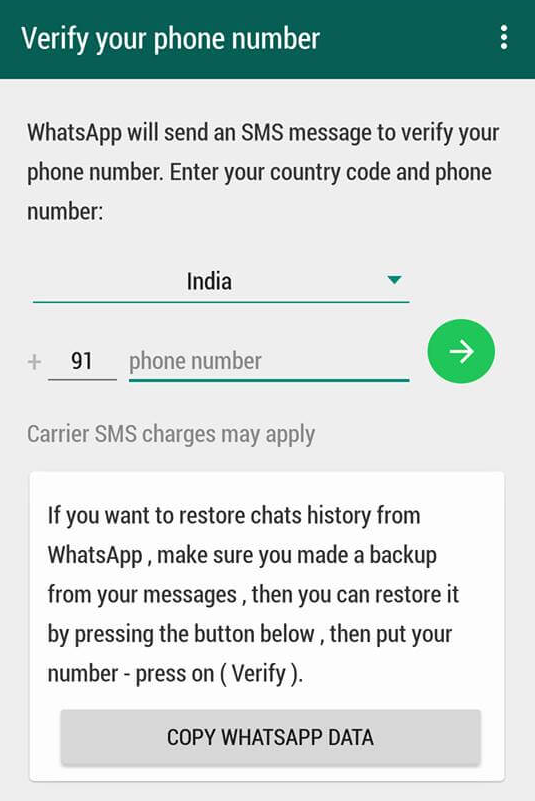 download GBWhatsApp app