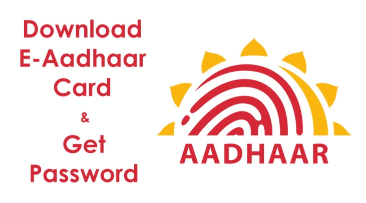 how to open aadhar card pdf file password