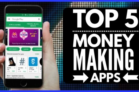 Money Making Apps for Android Phones in India PART-2