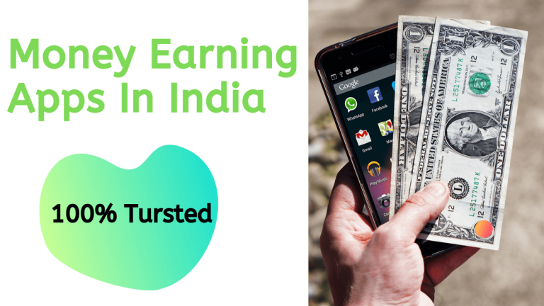 Money Making Apps for Android Phones in India