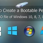 How to Create Bootable Pen drive windows 10,7,8/USB Bootable