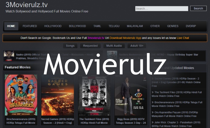 Movierulz movies techunz