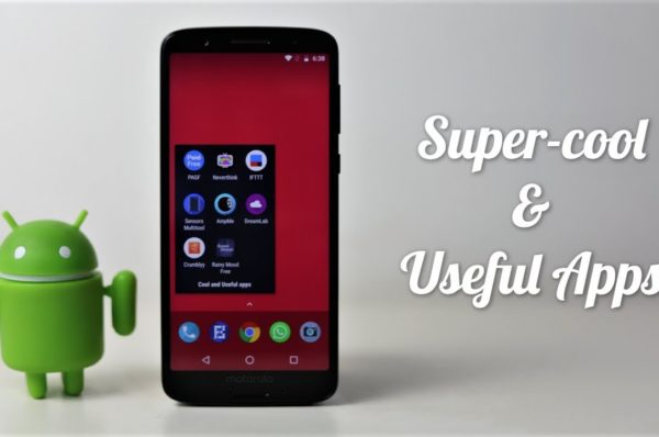 4 most popular apps for android/most useful apps for Android