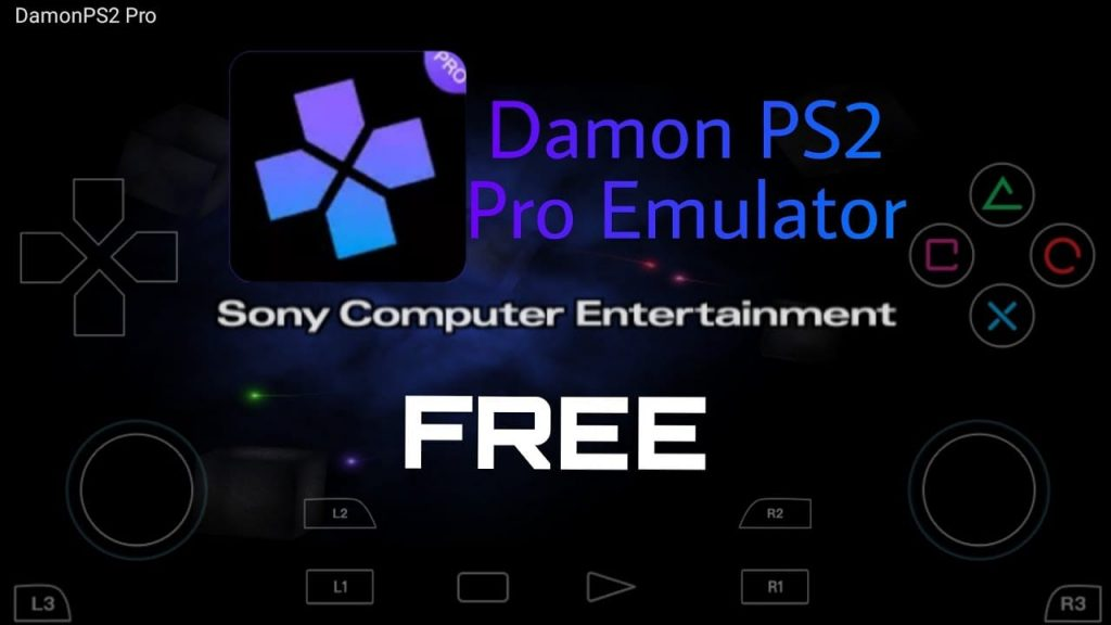 Damon PS2 PRO APK 3.1.2 Emulator (Full Version) -techunz