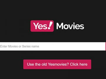 Watch FREE Movies Online & TV shows on Yesmovies