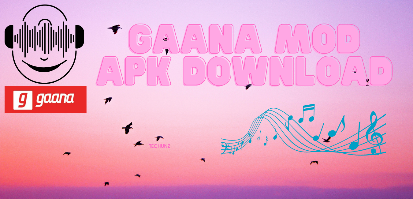 Gaana mod apk download