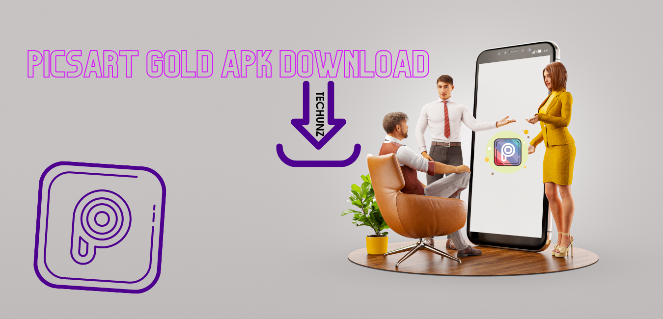 picsart gold apk download