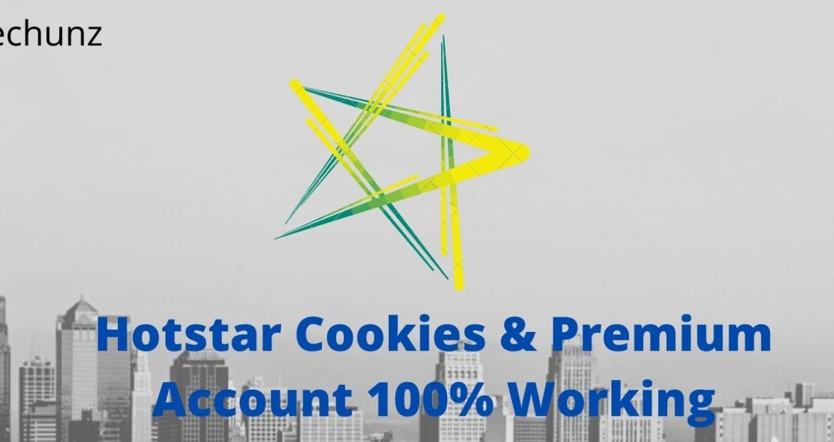 Hotstar Cookies & Premium Account 100% Working