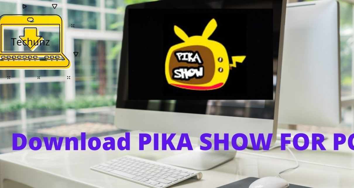 Download PIKA SHOW FOR PC