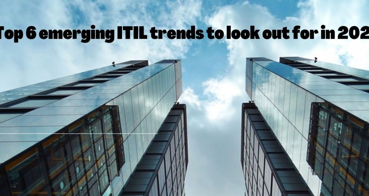 ITIL patterns to pay special mind