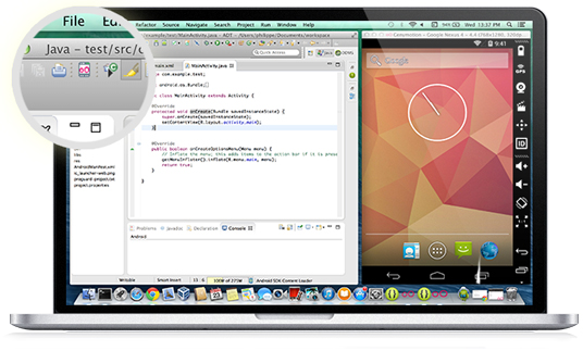 ANDROID EMULATOR FOR PC genymotion