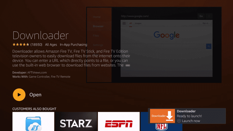THUNDER TV APK IPTV DOWNLOAD FOR PC WITH FIRE STICK