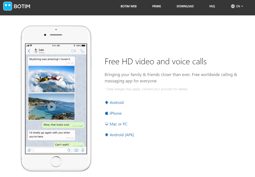 Download Botim App-techunz