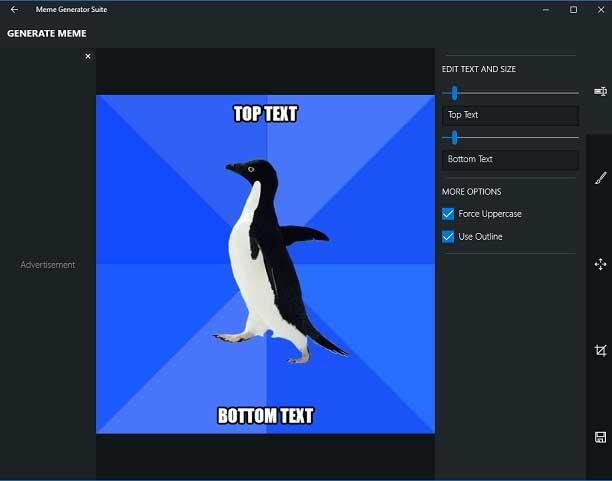 Mematic -Meme Maker App